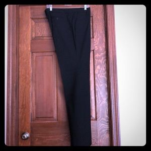 Straight fit dress pants